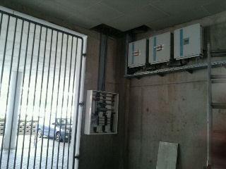 Siemens Sinvert Wechselrichter Dekra-Gebäude Kaiserslautern